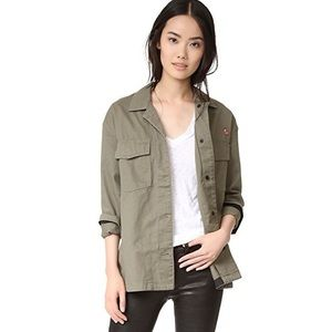 NWT Rag & Bone Irving Shirt Jacket